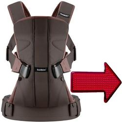 Baby Bjorn - Baby Carrier One with LED Light - Brown