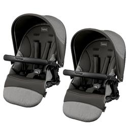 Peg Perego ISDP28NA62MF53DX53 - Duette SW Stroller Seats - Atmosphere (pack of 2)
