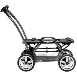 Peg Perego ICDU01NANL77 - Duette SW Stroller Chassis (chassis only) - Black