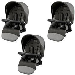Peg Perego ISTP28NA62MF53DX53 - Triplette SW Stroller Seats - Atmosphere (pack of 3)