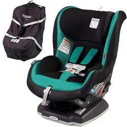 Peg Perego - Primo Viaggio Convertible Car Seat With Travel Bag  - Aquamarine