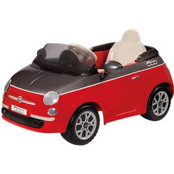Peg Perego IGOR0070US - Fiat 500 12V - Red/Grey