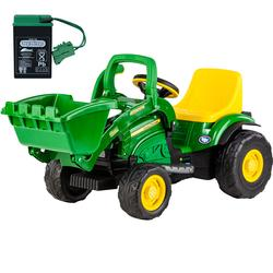 Peg Perego - John Deere Mini Power Loader with additional Battery and Charger
