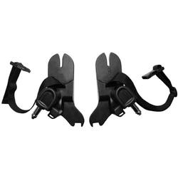 Baby Jogger BJ90125 - Car Seat Adapter MB Single Graco Click Connect For City Mini, GT, Elite and Summit