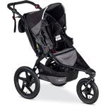 BOB - Revolution FLEX Stroller with Bag - Black/Black