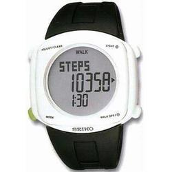 Seiko S251 LifeSports Runners StopWatch, White