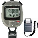 Seiko S143SET Stopwatch / Printer - 300 Lap Memory with SP-12 Printer