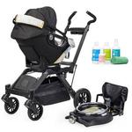 Orbit Baby Infant Stroller System G3 with Spa Kit - Black