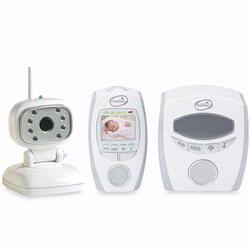 Summer Infant 02280 Secure Sounds Color Video Monitor with Remote Controlled Crib Soother