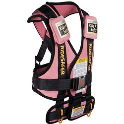 Safe Traffic Systems JD15100PWB - Ride Safer 3 Travel Vest, Small - Pink