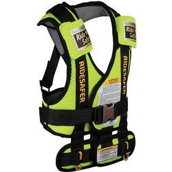 Safe Traffic Systems JD15200YWB - Ride Safer 3 Travel Vest, Large - Yellow