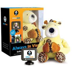 Infanttech 1000YG - Always in View Car Baby Monitor - Giraffe