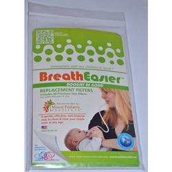 Pediatric Innovations 103 - BreathEasier BOOGIES BE GONE! Replacement Filters (30)