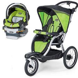 Chicco Tre Jogging Stroller Keyfit 30 Travel System