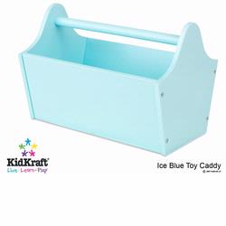 KidKraft 15930 Toy Caddy, Ice Blue