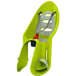Peg Perego IYOK01NA35 - Eggy Rear Child Bike Seat - Lime Green/Grey
