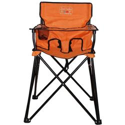 ciao! baby HB2002 - Portable High Chair - Orange