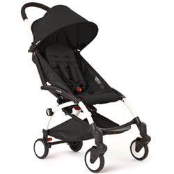 BabyZen - YOYO 6+ Months Stroller - White with Black
