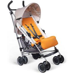 UPPAbaby 0180ANI - G-LUXE  Stroller - Ani (Orange/Silver)
