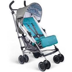 UPPAbaby 0180SBY - G-LUXE  Stroller - Sebby (Teal/Silver)