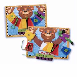 Melissa and Doug Basic Skills Board (3784)