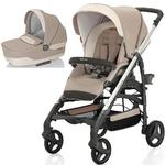 Inglesina - Trilogy Stroller with Bassinet - Juta (Beige)