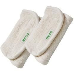 Beco DP-NATU - Organic Baby Carrier Drool Pads - Natural