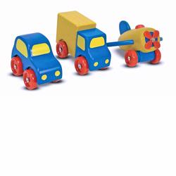 Melissa and Doug First Vehicles Set (3000)