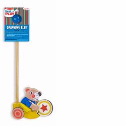Melissa and Doug Drumming Bear Push Toy (3022)