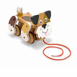 Melissa and Doug Playful Puppy Pull Toy (3028)