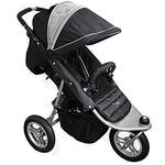 Valco Baby N6155 - Tri-Mode Single Stroller - Black Waffle