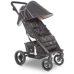 Valco Baby ZEE1127 - Zee Single Stroller, 0 Plus Months - Jetster (Black)
