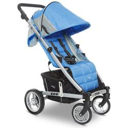 Valco Baby ZEE1134 - Zee Single Stroller, 0 Plus Months - Cloudless (Blue)
