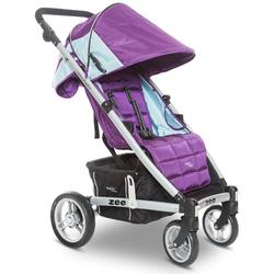 Valco Baby ZEE1141 - Zee Single Stroller, 0 Plus Months - Wisteria (Purple)