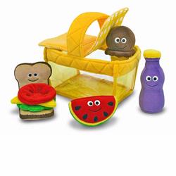 Melissa and Doug Picnic Basket Fill and Spill (3048)