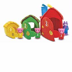 Melissa and Doug Three Little Pigs Play Set (3056)