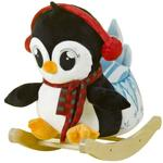 Rockabye 85055 - Chilly the Penguin Rocker