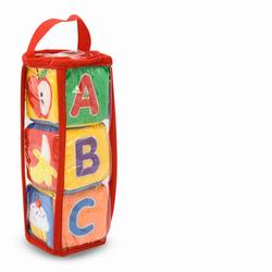 Melissa and Doug ABC Blocks - Plush (2142)
