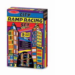 Melissa and Doug City Ramp Racing Set (2188)