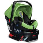 Britax -B-Safe 35 Infant Car Seat with Back Seat Mirror - Meadow
