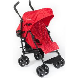 Kinderwagon 214 - Skip Umbrella Stroller - Red