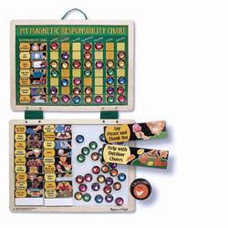 Melissa and Doug Magnetic Responsibility Chart (3789)