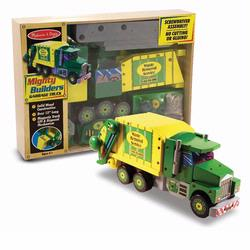 Melissa and Doug Mighty Builders Garbage Truck (4090)