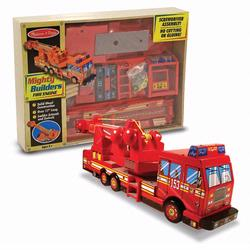 Melissa and Doug Mighty Builders Fire Truck (4092)
