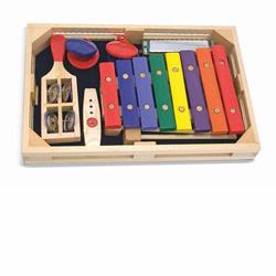 Melissa and Doug Beginner Band Set (1318)