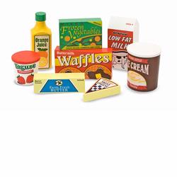 Melissa and Doug Fridge Food Set (4076)