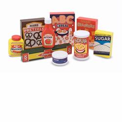 Melissa and Doug Wooden Pantry Products (4077)