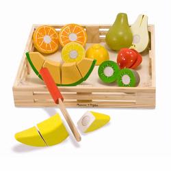 Melissa and Doug Cutting Fruit Crate (4021)