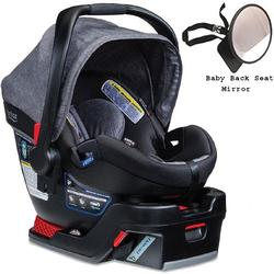 Britax - B-Safe 35 Elite Infant Car Seat with Back Seat Mirror - Vibe