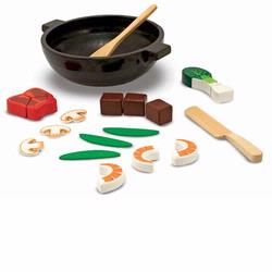 Melissa and Doug Stir Fry Slicing Set (4025)